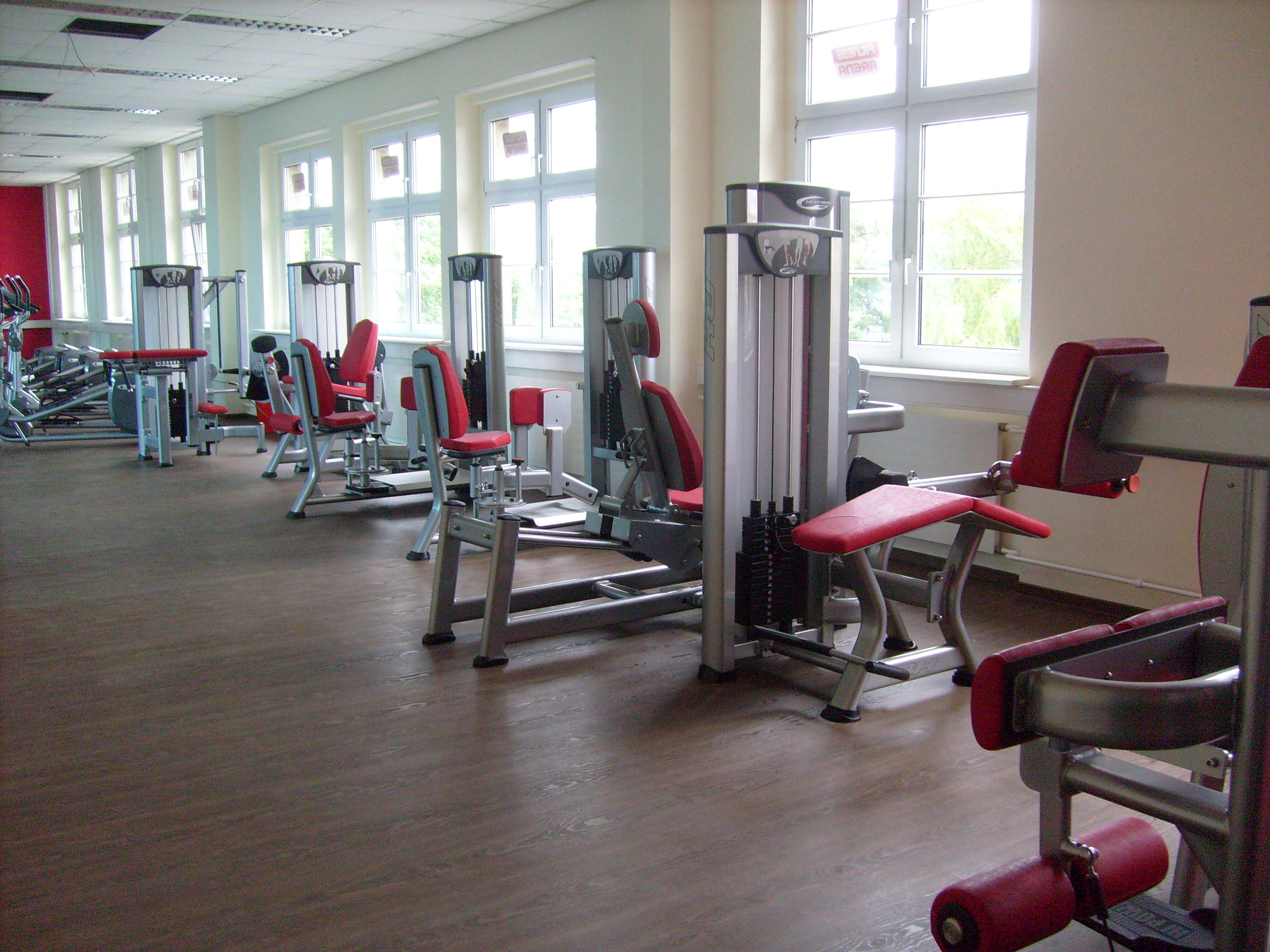 Fitnessstudio Einrichtung sonsportgeraeteshop de komplettes fitness studio