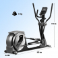 Preview: BH Fitness Crosstrainer G260 Khronos Generator