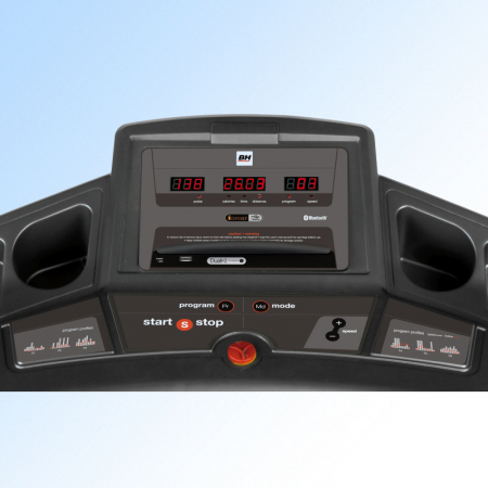 BH Fitness Laufband G6481 Pioneer