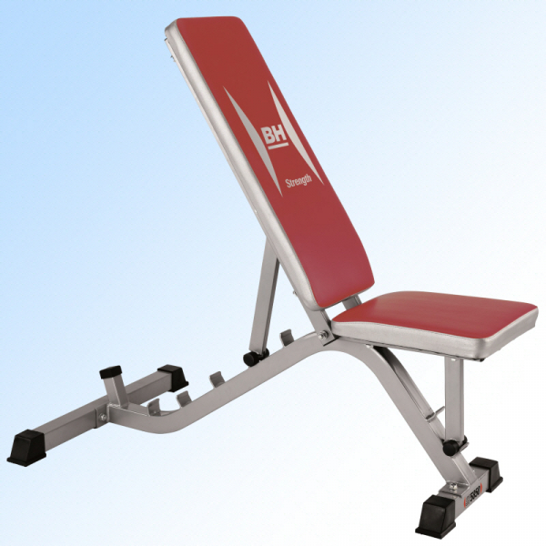 BH Fitness Multifunktionsbank G585 ST5850