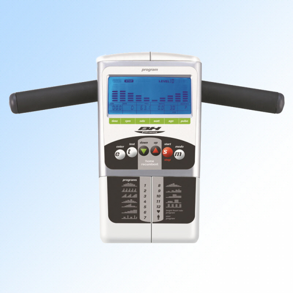 BH Fitness Liegeergometer H8565 Comfort Evolution Program