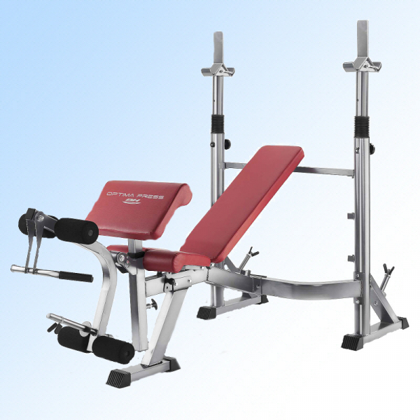 BH Fitness Hantelbank G330 Optima Press