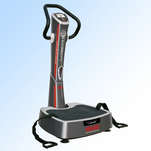 BH Fitness Vibrationsplatte YV20RS Vibro GS Sports Edition