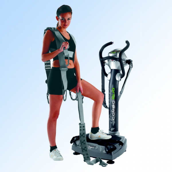 BH Fitness Vibrationsplatte YV56 Combo Duo