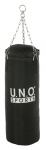 U.N.O - Sports Boxsack Black Star